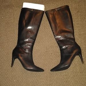 Ralph Lauren Leather Boots